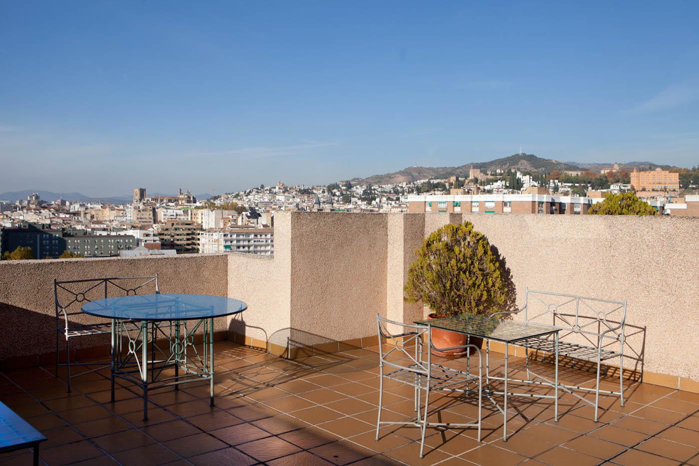 Hotel Saray Granada Spain