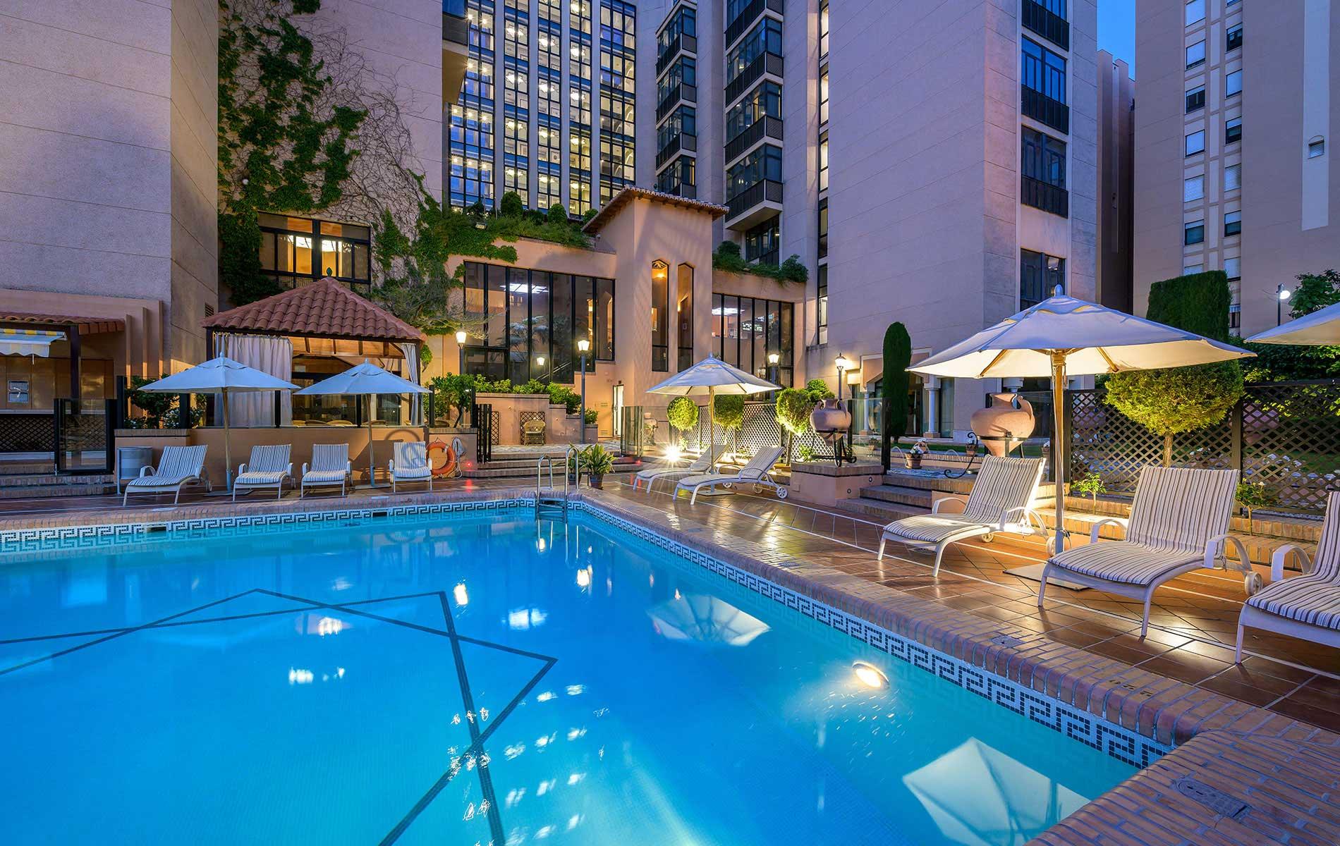 Hotel Santos Saray Granada Mejor Precio Garantizado
